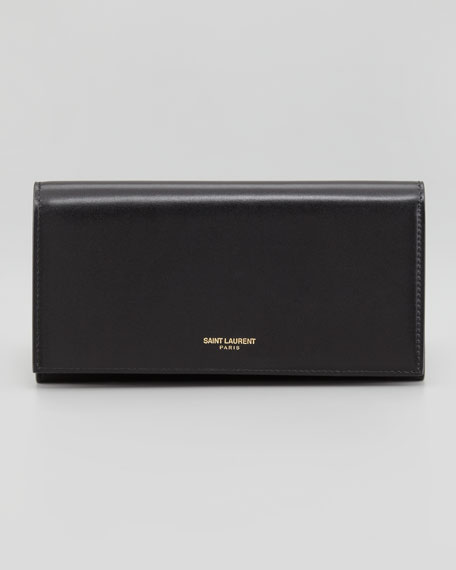 Marquage Continental Flap Wallet