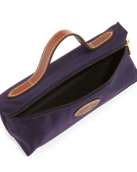 Le Pliage Cosmetic Case, Bilberry