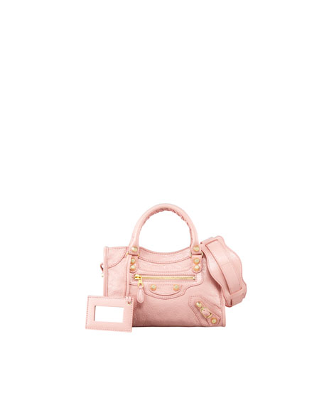 Giant 12 Golden City Mini Bag, Rose Peche