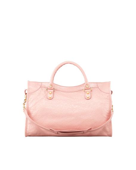 Giant 12 Golden City Bag, Rose Peche