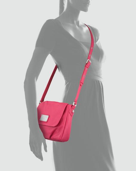 Classic Q Isabelle Crossbody Bag, Rose Petal