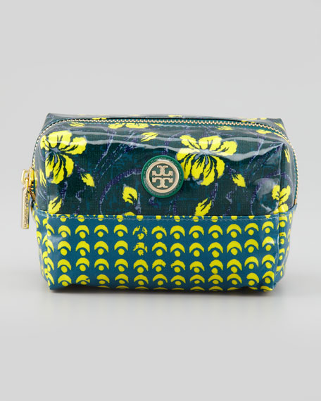 Brigitte Cosmetic Case, Electric Eel