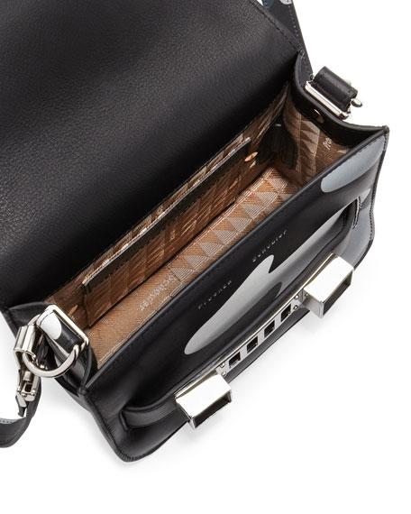 PS11 Tiny Crossbody Bag, Black Camo