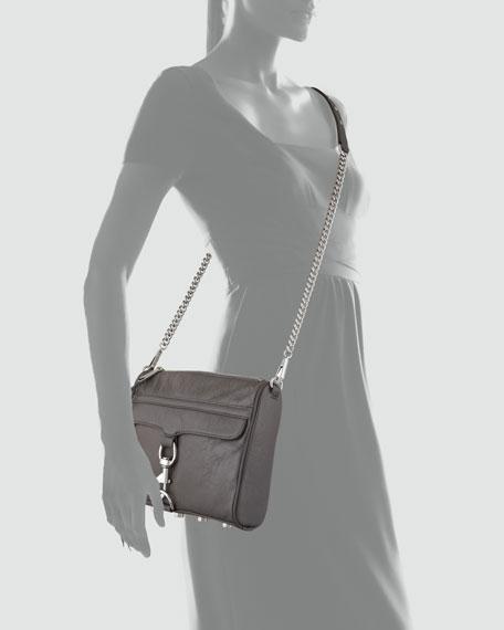 MAC Clutch Crossbody Bag, Elephant