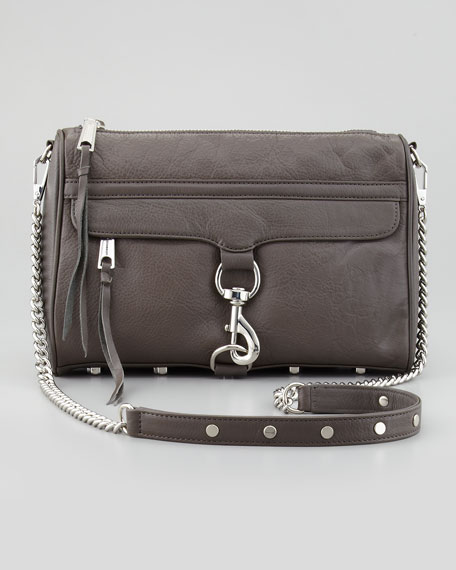 MAC Clutch Crossbody Bag, Elephant