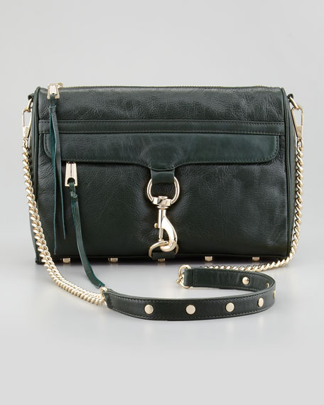 MAC Clutch Crossbody Bag, Hunter