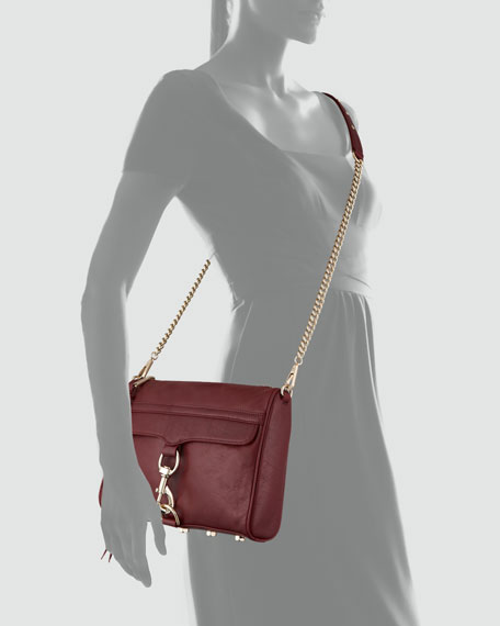 MAC Clutch Crossbody Bag, Port