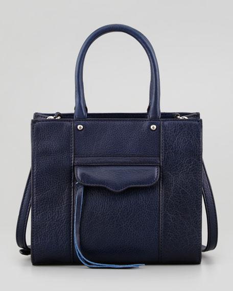 MAB Mini Tote Bag, Sapphire