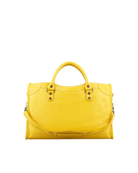 Classic City Bag, Tournesol