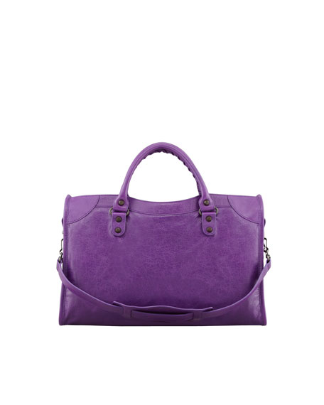 Classic City Bag, Ultraviolet