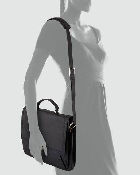 Aeon Satchel Mailbag, Black