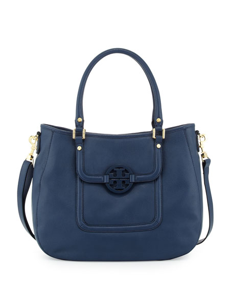 Amanda Classic Hobo Bag, Night Sky