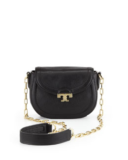 Tory Burch Sammy Crossbody Bag, Black