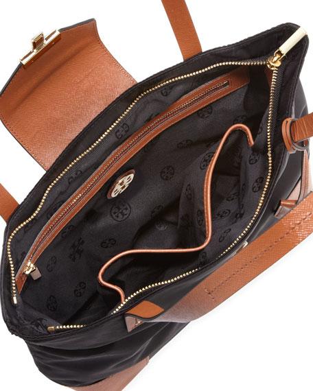 Penn Mini Tote Bag, Black