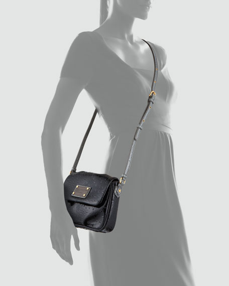 MARC by Marc Jacobs Classic Q Isabelle Crossbody Bag, Black