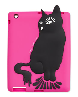 MARC by Marc Jacobs Rue Cat iPad 3/4 Jelly Case