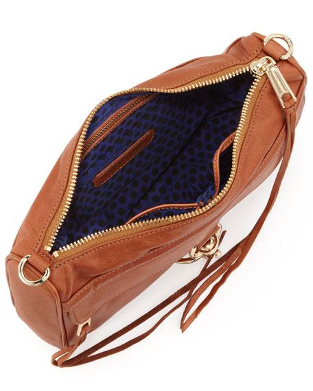MAC Clutch Crossbody Bag, Toast
