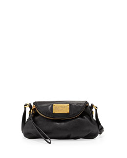 MARC by Marc Jacobs Classic Q Natasha Mini Crossbody Bag, Black