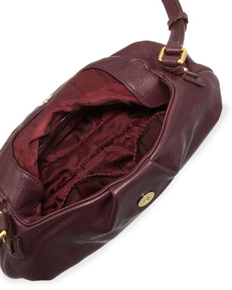 Classic Q Natasha Mini Crossbody Bag, Cardamom Brown