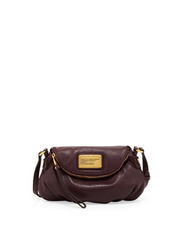 MARC by Marc Jacobs Classic Q Natasha Mini Crossbody Bag, Cardamom Brown
