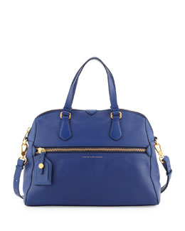 MARC by Marc Jacobs Calamity Rei Satchel Bag, Bright Royal