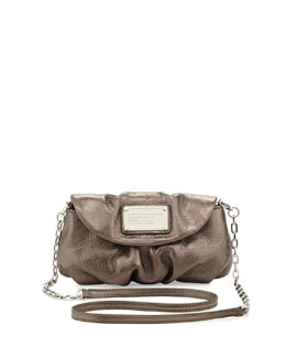 MARC by Marc Jacobs Classic Q Karlie Crossbody Bag, Gunmetal