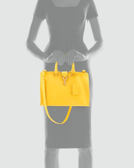 Y-Ligne Cabas Mini Tote Bag, Soleil
