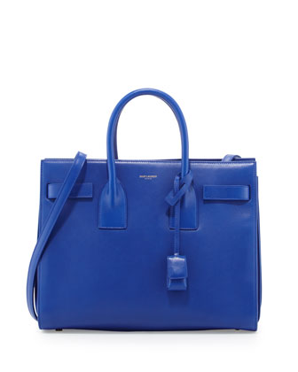 Sac de Jour Small Carryall Bag, Bleu Major