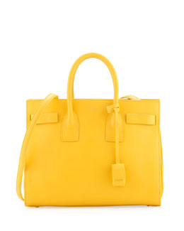 Saint Laurent Sac de Jour Carryall Bag, Soleil