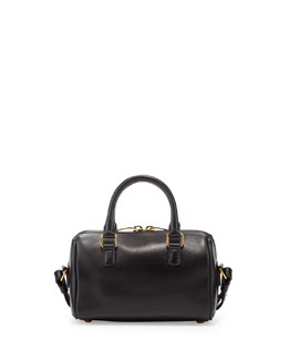 Saint Laurent Duffel Toy Saint Laurent Bag, Black