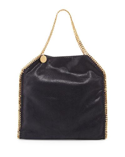 Stella McCartney Falabella Large Tote Bag, Navy