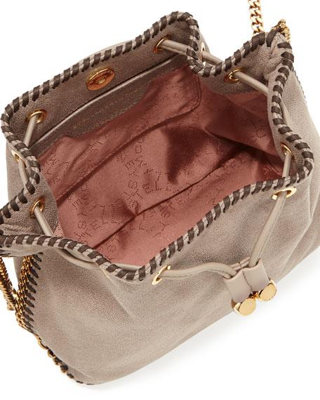 Falabella Pouch Crossbody Bag, Smoke