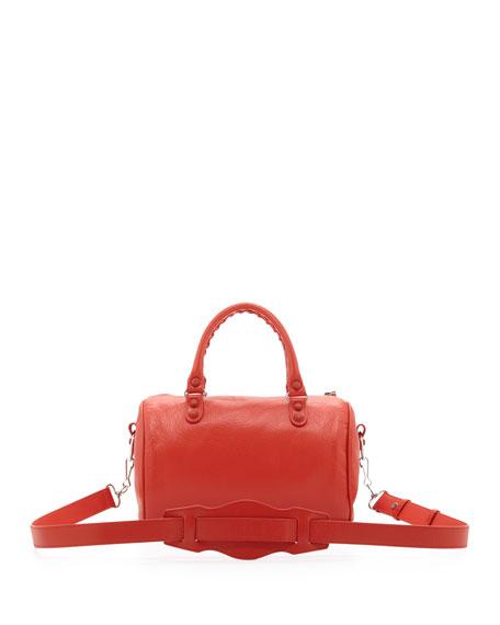 Classic Mini Twiggy Satchel Bag, Rouge