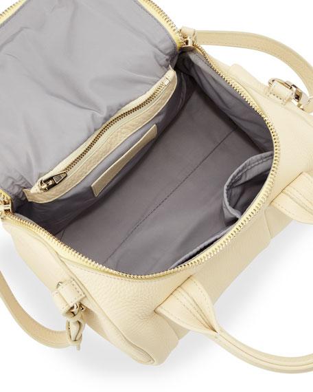 Rockie Crossbody Satchel Bag, Yellow