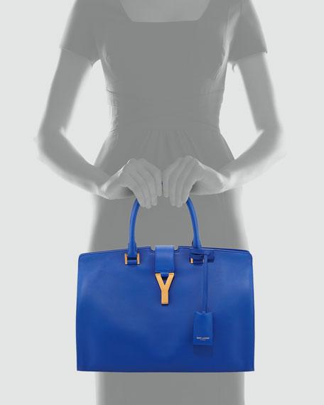 Y-Ligne Classic Cabas Carryall Bag, Blue