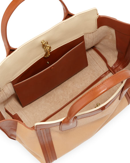 Alison Tote Bag, Sweet Sand