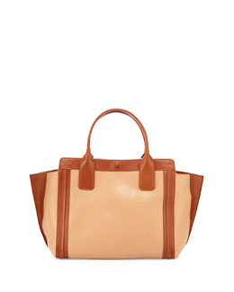 Chloe Alison Small Tote Bag, Sweet Sand