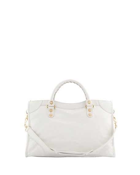 Giant 12 Golden City Bag, Ivorie Claire