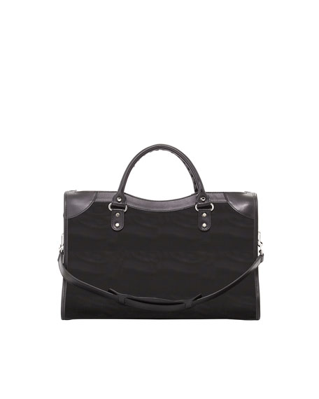 Classic City Mesh Bag, Black