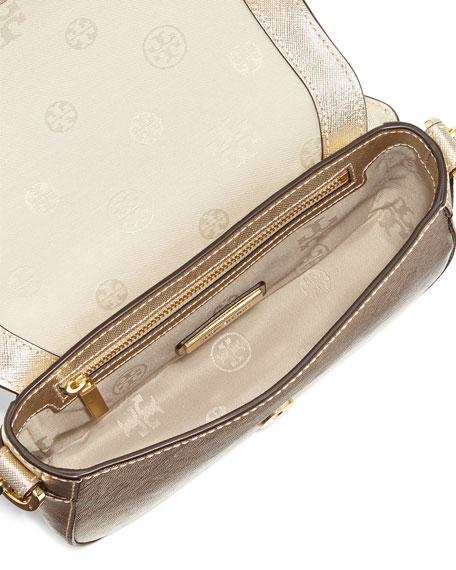 Robinson Mini Chain-Strap Bag, Gold