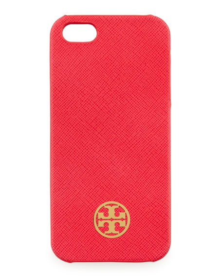 tory burch iphone case burch robinson saffiano leather iphone 5 5058