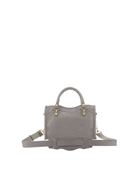 Giant 12 Golden Mini City Bag, Dark Gray