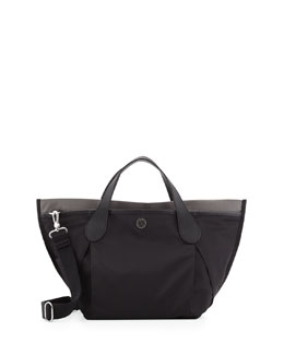 Marc By Marc Jacobs Plentiful Nylon Medium Tote Bag, Black
