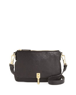 Elizabeth and James Cynnie Micro Crossbody Bag, Black