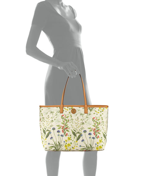 Kerrington Floral-Print Shopper Bag