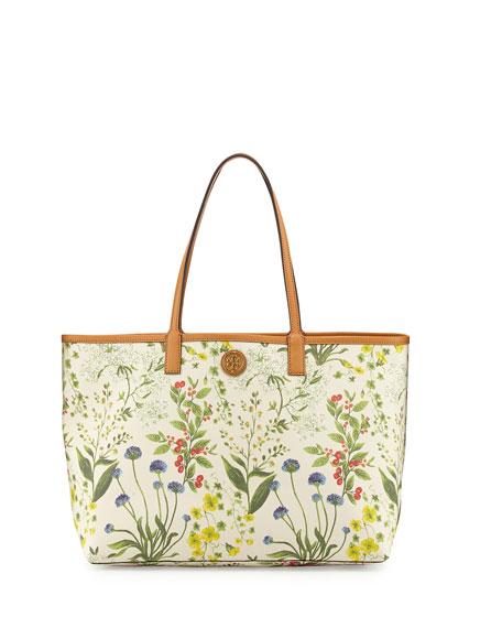 Kerrington Floral-Print Shopper Bag