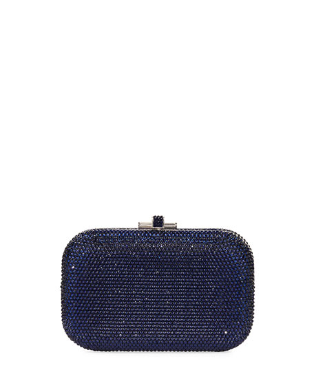 Judith Leiber Couture SLIDE LOCK CLUTCH