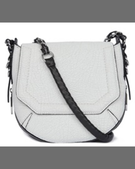Rag & Bone Bradbury Mini Flap-Top Saddle Bag,