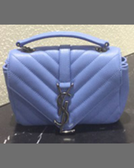 yves saint laurent glazed downtown tote