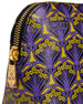 Iphis Printed Canvas Cosmetics Bag